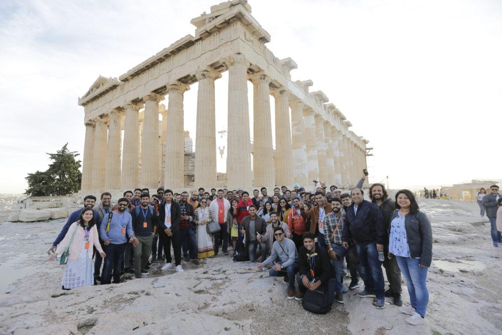 greece-gda-global-dmc-alliance-google-india-group-travel-incentives-athens