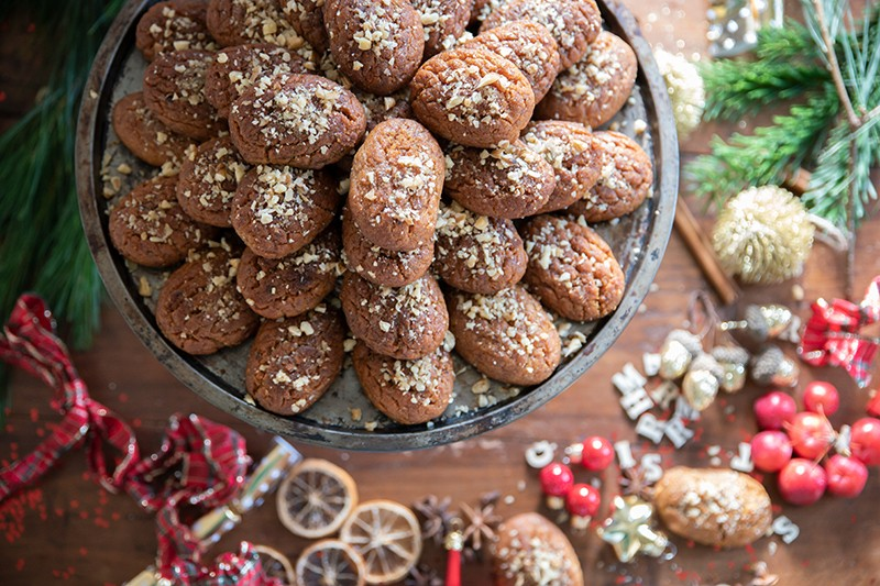 Melomakarona-greek-christmas-cookies
